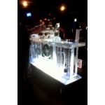 Functional 8 Ft Ice Bar