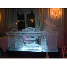 Functional 10 Ft Ice Bar