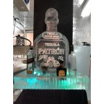 Bottle Holder Ice Sculpture