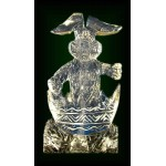 Easter Theme Ice Sculptures