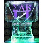 Special Character-Symbol Ice Sculpture
