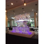 Graduation Ice Sculpture
