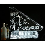 Halloween Single Luge