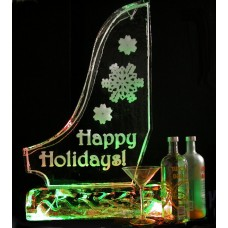 Holiday Theme Double Luge