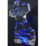 Lady Bust 2 Front Luge