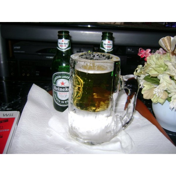 Ice Beer Mug 1 Doz-12 Pcs