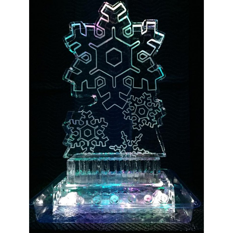 Holiday Ice Sculptures Design