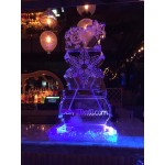 Holiday Ice Sculptures