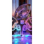 Football Team Logo Luge