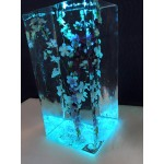 Ice Block Table Centerpiece