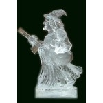 Witch Ice Sculpture