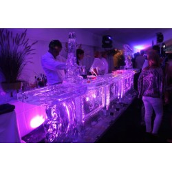 Functional 14 Ft Ice Bar