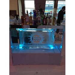 4 Ft Ice Bar