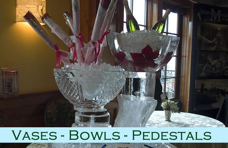 Vases-Bowls-Pedestals