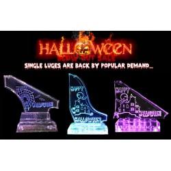 Halloween Single Luge